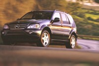 2001 Mercedes Benz ML320 (3 2L-DOHC) OilsR Us - World's Best